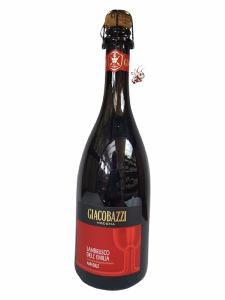 Lambrusco rouge doux Amabile IGT 75cl