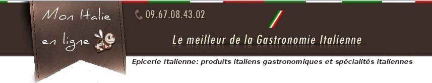 Mon italie En Ligne - Le meilleur de la gastronomie artisanale Italienne